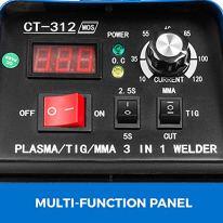 Mophorn-TIGMMA-Plasma-Cutter-CT312-3-in-1-Combo-Welding-Machine-Tig-Welder-120A-Arc-Welder-120A-Plasma-Cutter-30A-Plasma-Cutting-Machine-Dual-Voltage-110-220V