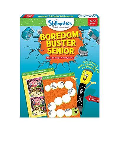 Skillmatics Educational Game: Brain Games, 6-99 Years 1  Skillmatics Educational Game: Brain Games, 6-99 Years 51JedWpFeaL