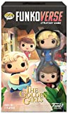 Funkoverse Strategy Board Game: The Golden Girls Theme Set, Expansion Pack 2 Players