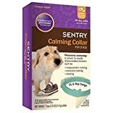 Sentry Calming Collar for Dogs, Economy 3-Pack, New,, purple