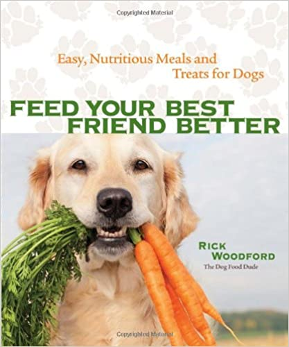 Real Food Cookbook for Dogs