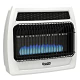 Dyna-Glo BFSS30LPT-2P 30,000 Liquid Propane Thermostatic 30K BTU LP Blue Flame Vent Free T-stat Wall Heater
