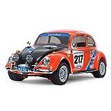 Tamiya America, Inc 1/10 Volkswagen Beetle Rally MF-01X 4WD Kit, TAM58650