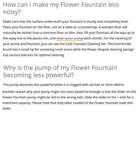 Catit-Flower-Water-Fountain