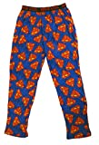 DC Comics Men's Cotton Superman Logo Lounge Pants XL