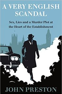A Very English Scandal Book Cover