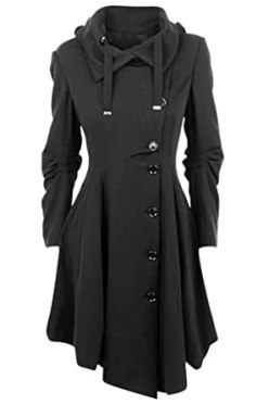 Image result for women cool winter trench coat amazon