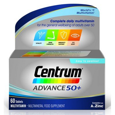 Buy Now! Centrum Advance Adults Multivitamins