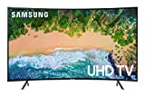 Samsung UN55NU7300 Curved 55' 4K UHD 7 Series Smart TV 2018
