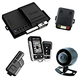 Excalibur AL18703DB 2-Way Paging Start/Keyless Entry/Vehicle Security System (with 2 Button LCD Sidekick Remote)