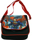"""Superman Lunch Bag (8.5""""x8""""x4"""") - Superman School Bags for Lunch"""