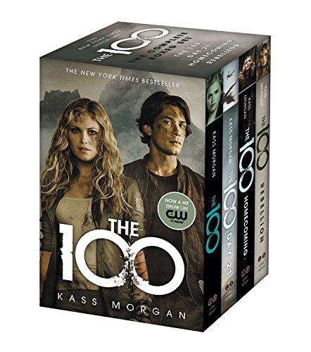 The 100 Complete Boxed Set | Amazon.com.br