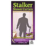 Scary Stalker Curtain Prop 70'x 72' Halloween Decoration