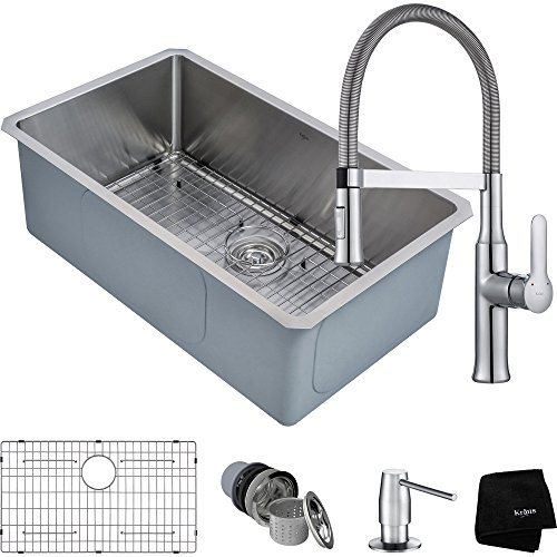 Best Kitchen Sink Reviews - Top Picks And Ultimate Buying Guide 2018