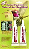 Sapphire Labs Nectar Fortress Natural Ant Repellent; Multi-Purpose Clear Gel Ant Guard For Hummingbird Feeders - Twin Pack
