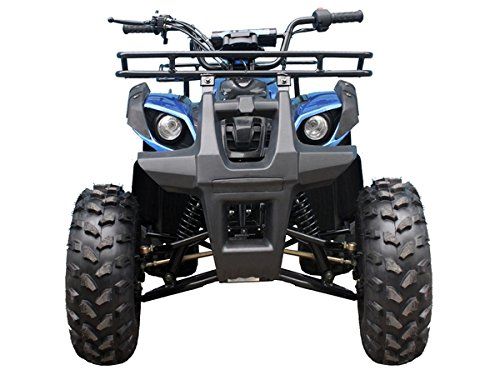 SMART DEALS NOW Brings Brand New TFORCE ATV with RUGGED Tires and and REVERSE. (BLUE color)