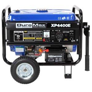 DuroMax XP4400E Refurbished 4400W 50-State Electric Start Generator