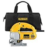 DEWALT Jig Saw, Top Handle, 5.5-Amp (DW317K)