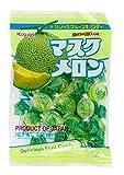 Kasugai Muskmelon Hard Candy by Kasugai