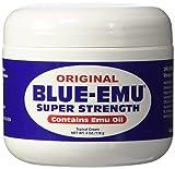 Blue Emu Super Strength Oil, 4 Ounce(pack of 2)