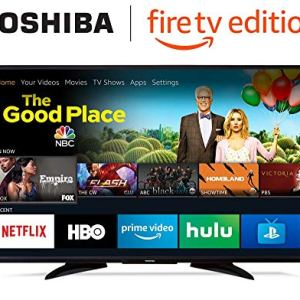 Toshiba 50LF621U19 50-inch Smart 4K UHD TV - Fire TV Edition 3