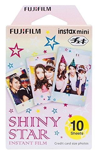 Fuji Instax Shiny Star Instant Mini Film – 10 Prints