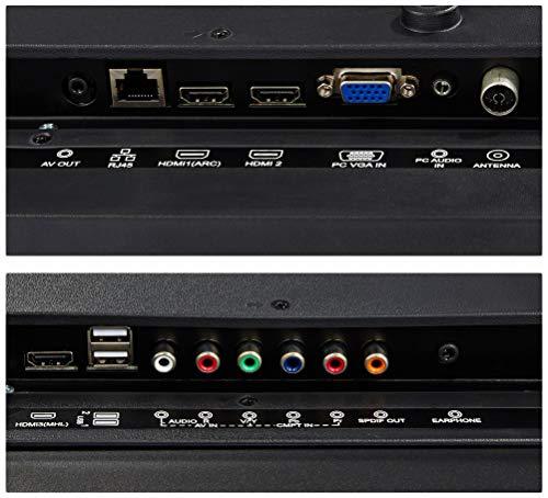Onida 138 cm (55 Inches) 4K UHD LED Smart TV 55UIR (Black) 7
