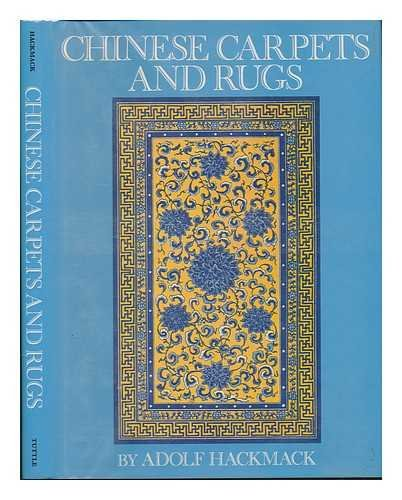 Chinese Carpets and Rugs.
