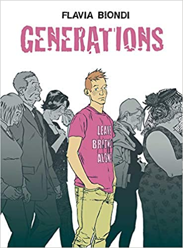 Generations: Biondi, Flavia: 9781941302507: Amazon.com: Books