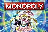 USAOPOLY: Monopoly Sailor Moon Board Game | Based on The Popular Anime TV Show | Custom Sailor Moon...