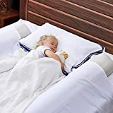 Bed Rails Bumpers for Toddlers, [2-Pack] OlarHike Bed Rail Inflatable and Water-Resistant Safety Crib Rail for Home, Travel