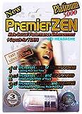 PremierZen Platinum 5000 Male Sexual Performance Enhancing Pill (6 Pills)