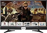 Panasonic 108.2 cm (43 inches) Full HD Smart LED TV TH-W43ES48DX (Black) (2017 model)
