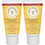 Burt's Bees Baby Diaper Rash Ointment 3 oz (Pack of 2)
