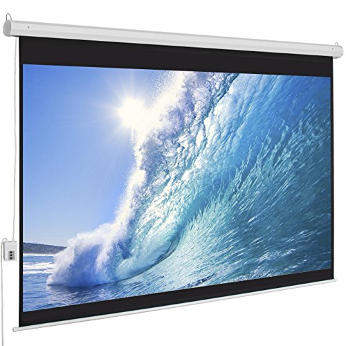Best Choice Electric Projector Screen Review