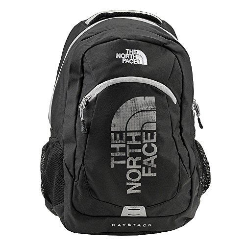 The North Face Haystack Backpack - 1922cu in Tnf Black/Metallic Silver, One Size