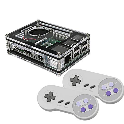 Retropie-Emulation-Console-140000-Games-Raspberry-Pi-3-B-Fully-Loaded-Retro-Console-50-Consoles