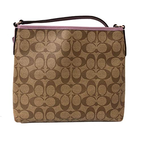 Coach Signature Zip File Crossbody Bag 3 Fashion Online Shop gifts for her gifts for him womens full figure