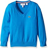 Product review for Lacoste Boys' V-Neck Cotton Sweater
