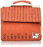 SugarBooger Good Lunch Sack, Meadow Fox