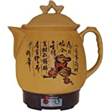 Sunpentown SS-0340 3-2/5-Liter Chinese Herbal Medicine Cooker with Stainless Heater