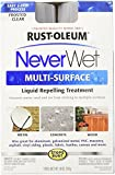 Rust-Oleum 274232 18 oz, Frosted Clear