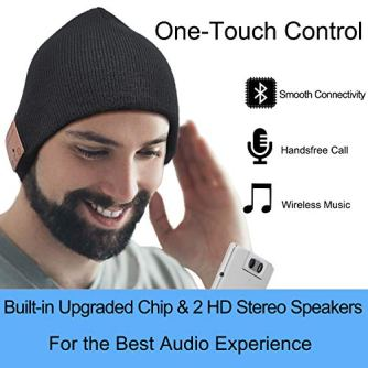 Upgraded-Bluetooth-Beanie-Hat-Wireless-Headphones-Headset-Music-Hat-Winter-Knit-Cap-with-Stereo-Speakers-Microphone-Unique-Christmas-Tech-Gifts-for-Women-Mom-Her-Men-Teen-Boys-Girls