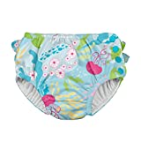 i play. by green sprouts Snap Reusable Swim Diaper | No other diaper necessary, UPF 50+ protection