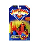 Superman the Animated Series Fortress of Solitude Superman Action Figure