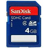 4GB SDHC (Secure Digital HC) Card Sandisk SDSDB-4096 (BUB-S)