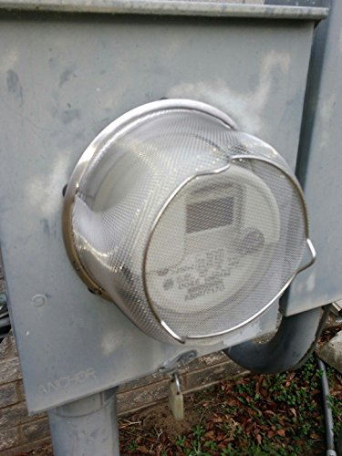 Smart Meter Guard RF Radiation Shield Cover