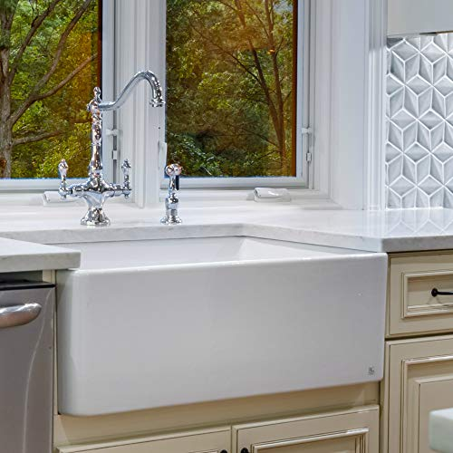 Finefixtures Sutton 30' Fireclay sink
