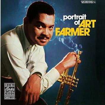 Portrait of Art Farmer: Art Farmer, Alan Jay Lerner: Amazon.fr: Musique