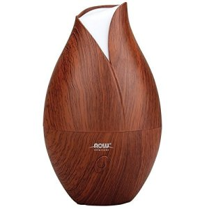 NOW Faux Wood Essential Oil Diffuser 500ml